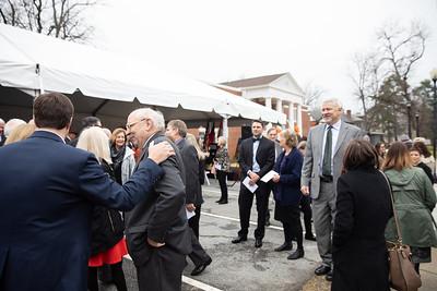2020 Stembridge Center Dedication