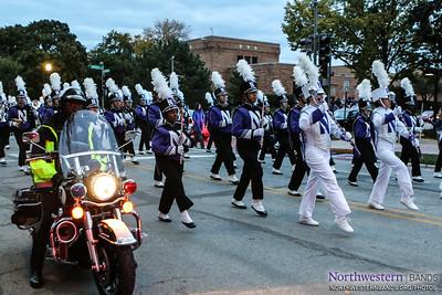 NUMB 2016-10-21 | Homecoming Parade & Pep Rally