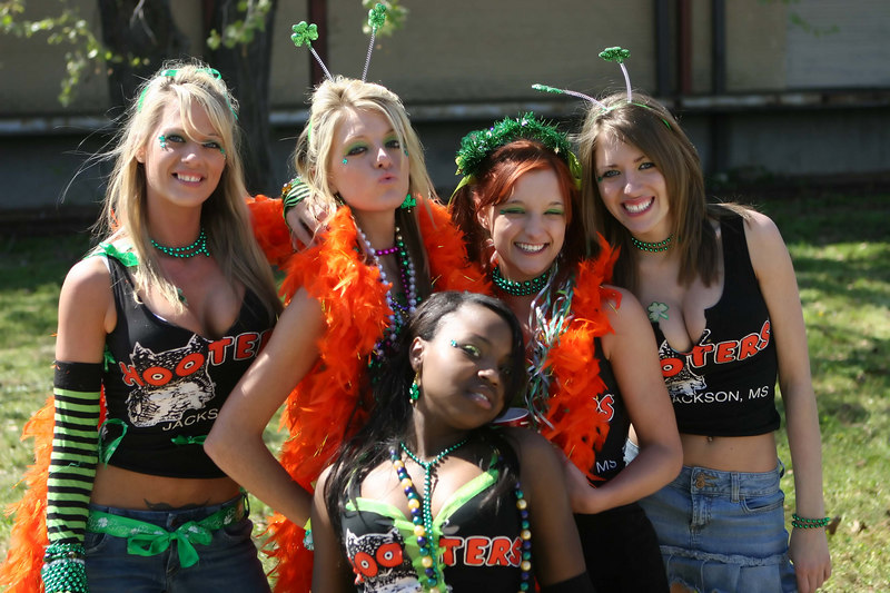 2007 St. Patrick Parade