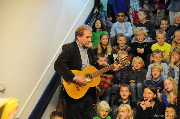 Start Kinderboekenweek 2009