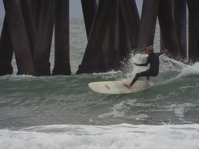 3/14/20 * DAILY SURFING PHOTOS * H.B. PIER