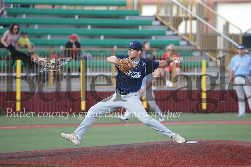 BlueSox vs DuBois Baseball