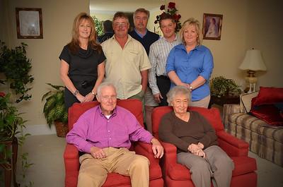 Family Portrait - Thanksgiving 2011