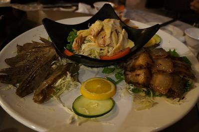 2012.12.24 新東南海鮮餐廳