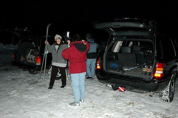 Sac & Fox X-Country Ski - 1-8-05