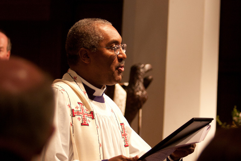 Christ Episcoopal Church Celebrates Investiture of Its 15th Rector, the Rev. Gregory Lisby