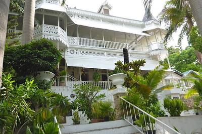 Hotel Oloffson Port Au Prince
