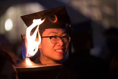 2018 Commencement Torch Reception
