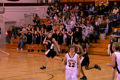 2006 District Championship - Napavine vs Ilwaco