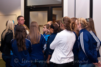 2011 PHS Soccer Council Meeting State Champs