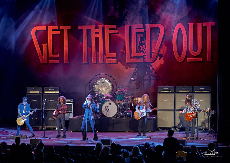 GET THE LED OUT EXPLODES IN ASBURY PARK AT THE PARAMOUNT THEATRE