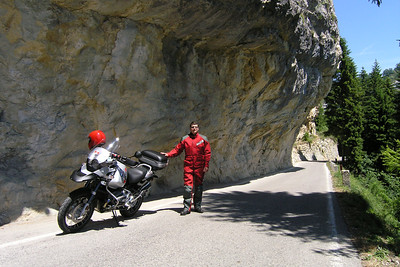 2005 Alps Motorcycle Tour