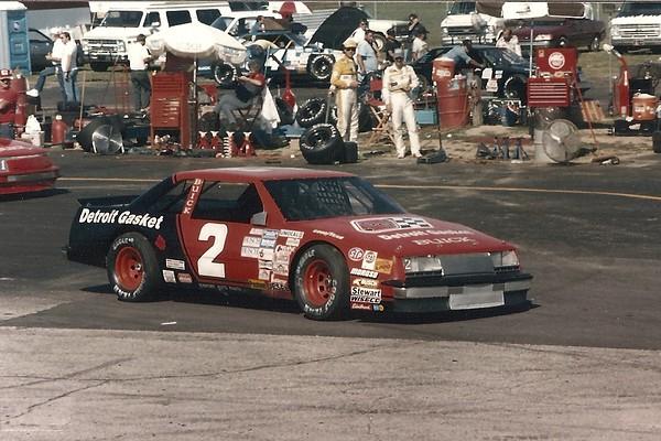 NASCAR 1988