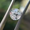1.10ct Old Mine Cut Diamond, GIA J VVS2 9