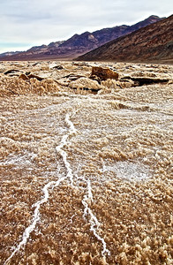 Salt Arrow-Death Valley
