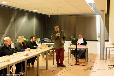 groningen 2013-politiekeavond paddepoel-selwerd-tuinwijk