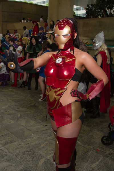 Ironman Girl