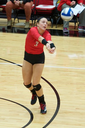 Volleyball vs. Akron - Sept. 9, 2017 (Thompson)