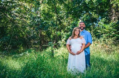 Maria & Nathan Maternity Photos
