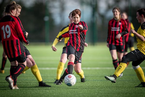 Harrogate Town Ladies Development v Ripon City Ladies Reserves