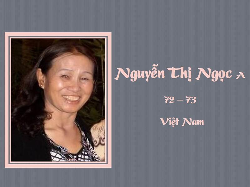 Nguyễn Thị Ngọc A