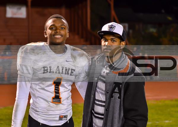 2013-10-13 Blaine at Mt Baker ~ Sr. Night!