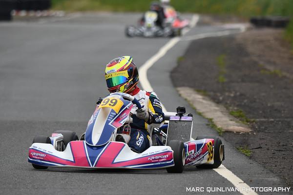 Motorsport UK British Karting Championship 2021 - Round 2 - Shenington