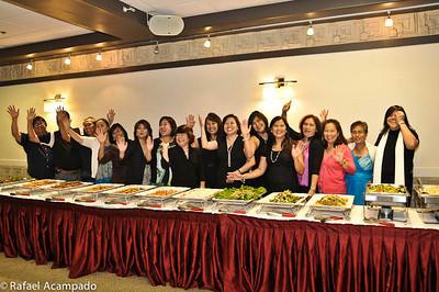 Kachila Velez College BSMT 83 class reunion