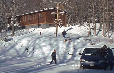 BCY Ski Trip - 2002