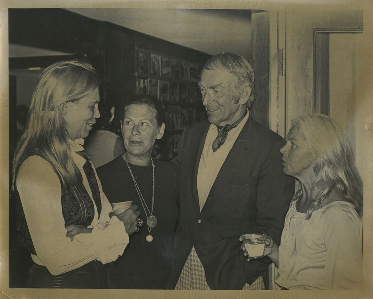 1972 - Ann Brare, Richard Rosenthal, Barbara Hall.jpeg