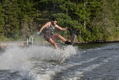 Wakeboarding - Rob
