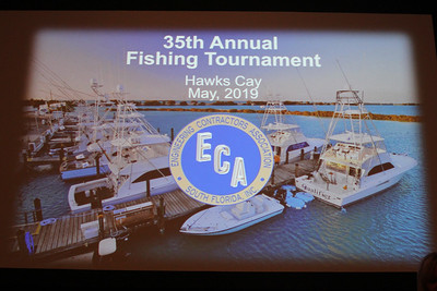 35th ANNUAL FISHING TOURNAMENT
