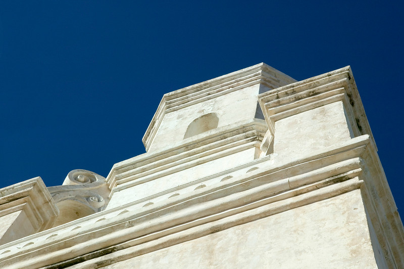 San Xavier Detail