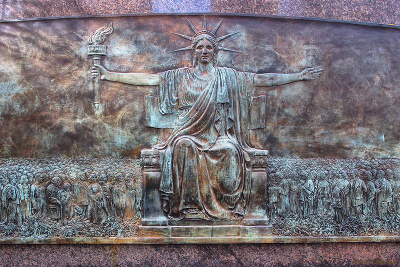 Sitting Liberty