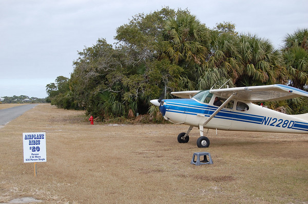 Journal Site 173: Cedar Key Plane Ride, Cedar Key, FL - Jan 1, 2011