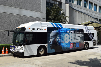 88.5 Marta Bus Visit GPB Takes You There