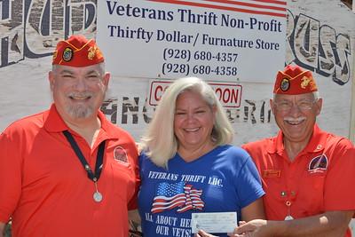 6-20-17 Veteran's Future Thrift Store