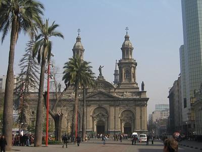 PORTILLO, CHILE--August 2003