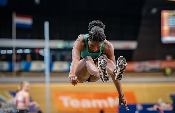 NK Indoor atletiek '20 - Apeldoorn