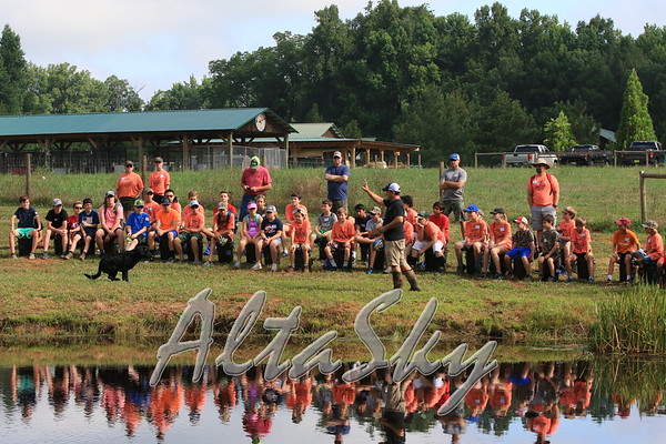 2018 YOUTH SPORTSMAN CAMP