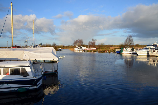 2011-12-16 Trip to Banagher for last cruise before Christmas