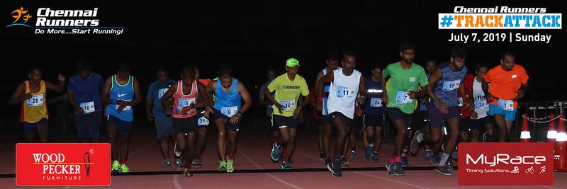 Chennai Runners Track Attack
