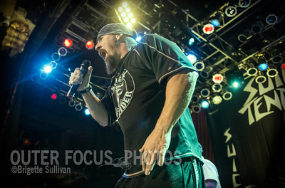 Suicidal Tendencies - April 2013