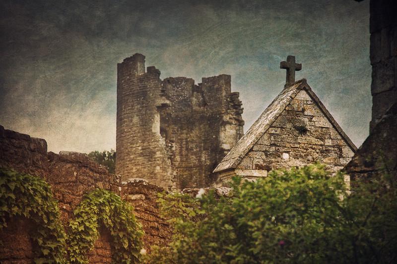 Farleigh Hungerford Castle, Somerset