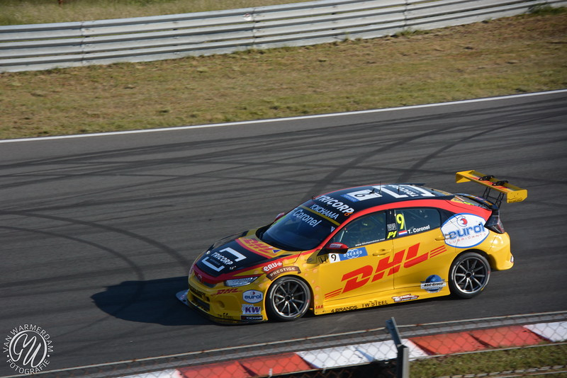 Tom Coronel, Boutsen Ginion Racing, Honda Civic TCR