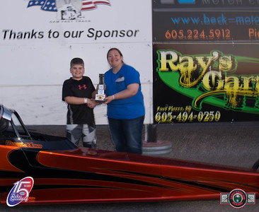 05-25-19 -Winner's Circle - Oahe Speedway Shootouts