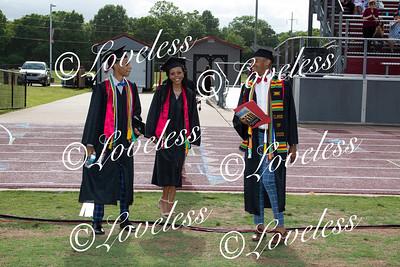 Graduation- class of 2020- Candids & Ceremony