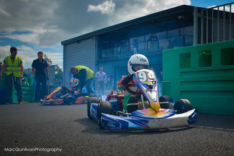 Irish Karting Club - C Plate 2013 - Alyx Coby
