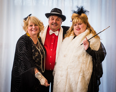 Roaring 1920's Ball, September 2018
