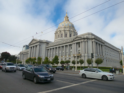 San Francisco Civic Center 2014-07-31